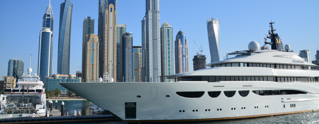 Dubai Harbor Header